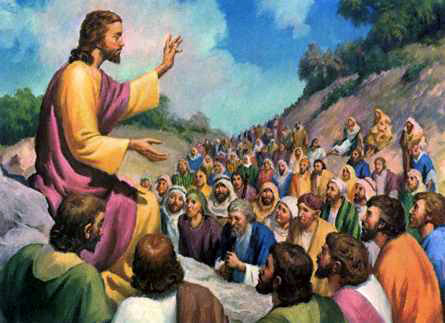 the sermon on the mount teachings on how people can follow jesus to get to heaven The beatitudes are eight blessings recounted by jesus in the sermon on the  mount in the gospel of matthew each is a proverb-like proclamation, without  narrative four of the blessings also appear in the sermon on the plain in the  gospel of luke, followed by four woes which  they echo the ideals of the  teachings of jesus on mercy, spirituality, and.
