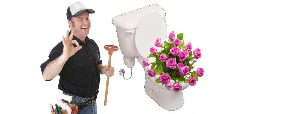 ok smelling plumber