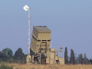 Israel claims that their Iron Dome missile shield has 90% accuracy.