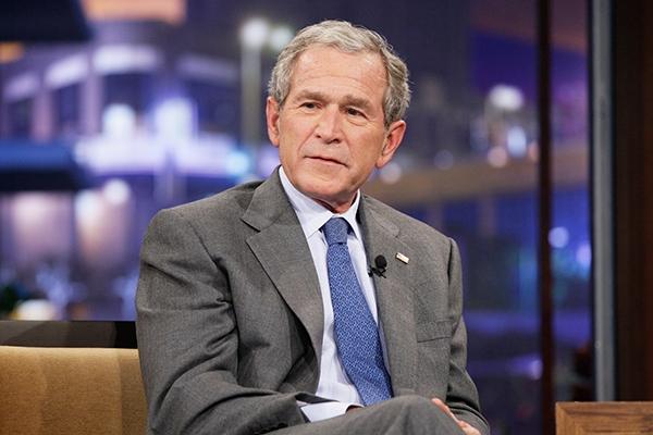 Simple Kind of Man: George W. Bush's Post-Presidential Painting Career