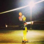 Creepy Clowns Frighten Central California, Draw Police