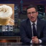 John Oliver Has Some Words For The Pumpkin Spice Drinkers