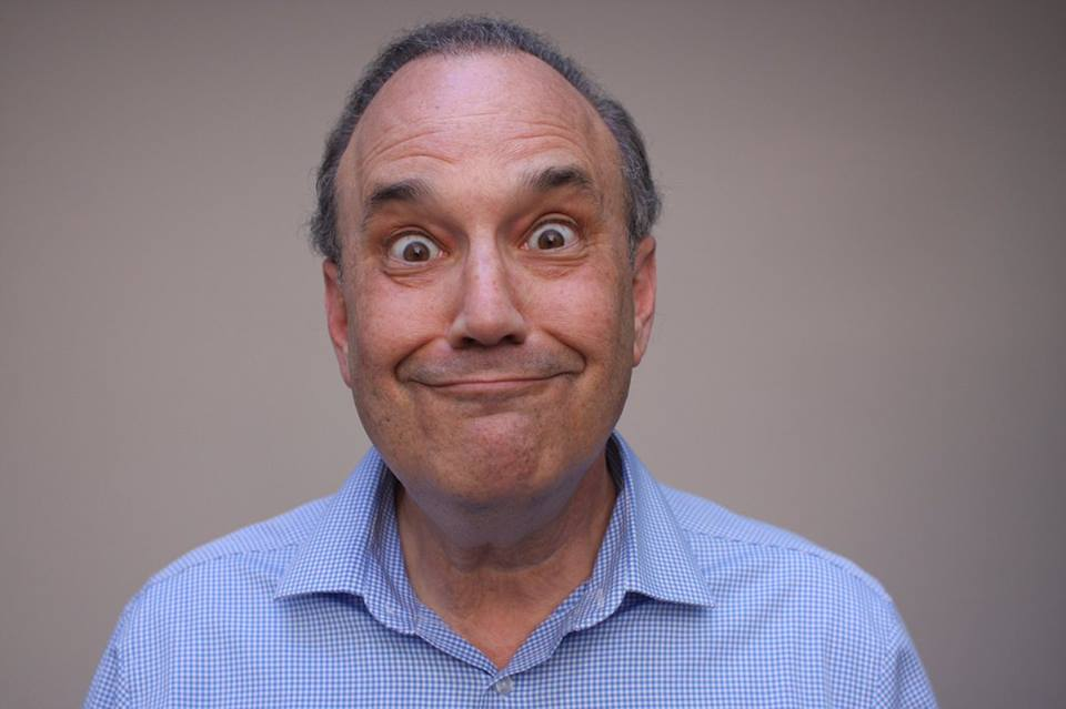 Comedian David Feldman