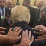 Evangelicals in White House grabbing some pussy