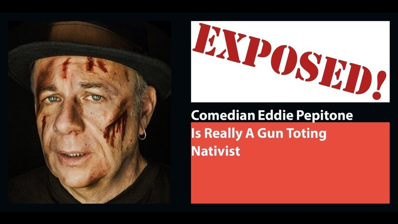 eddie pepitone exposed