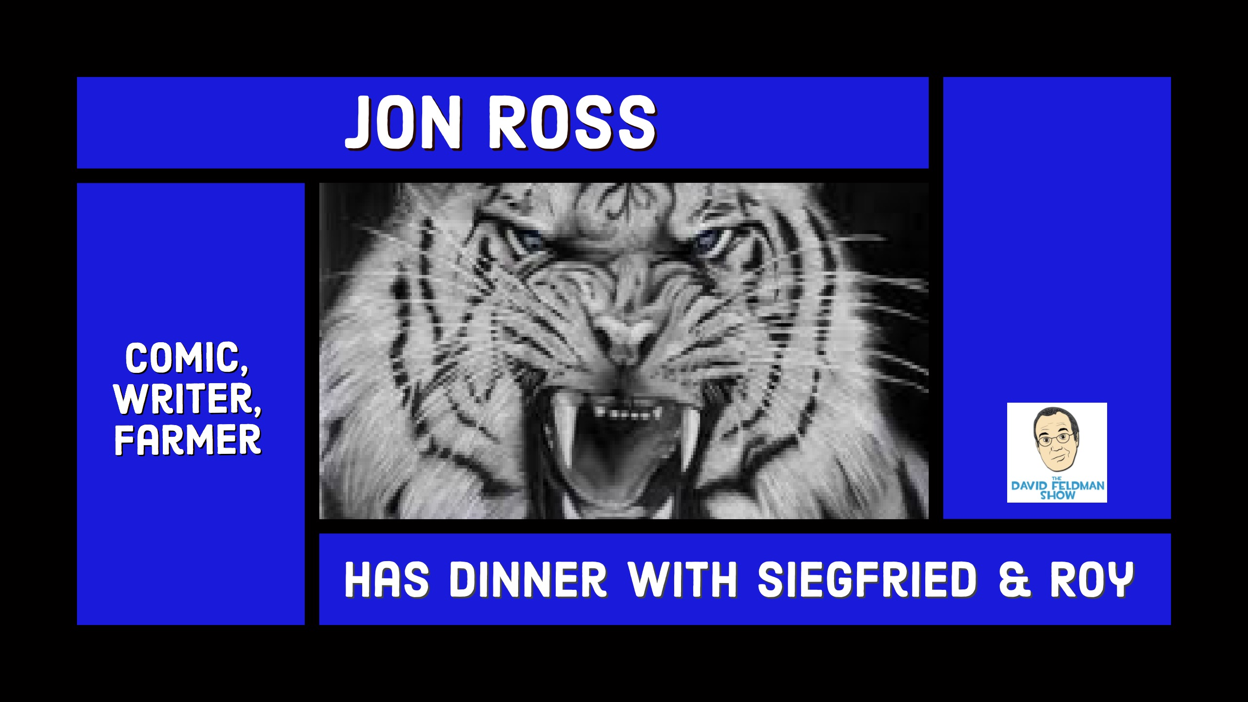 Dinner with Siegfried and Roy
