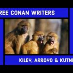 3 conan writers