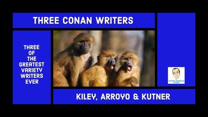 3 conan writers