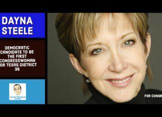 Dayne Steele for congress