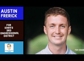 Austrin Frerick for congress