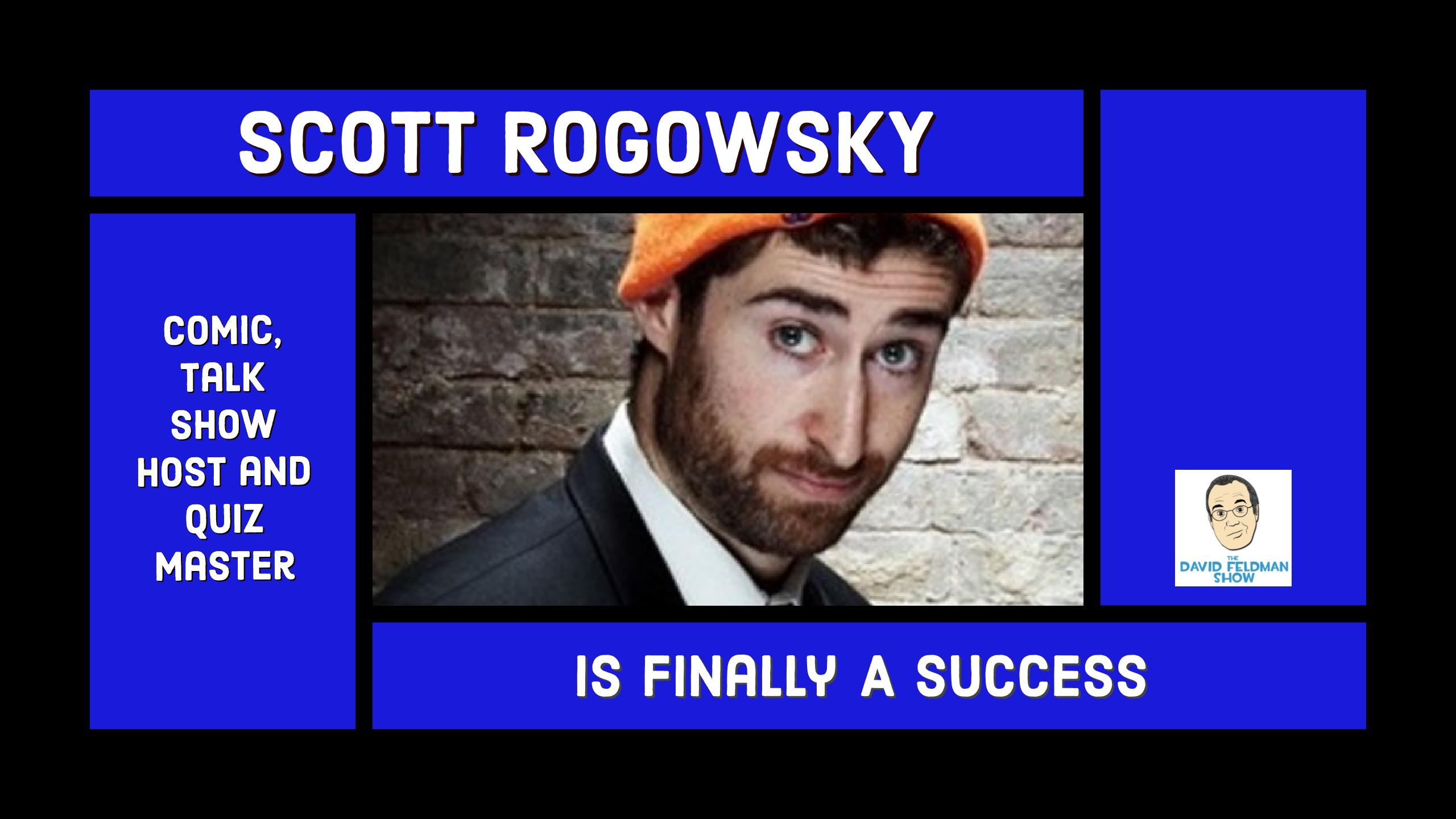 Scott Rogowsky HQ Trivia