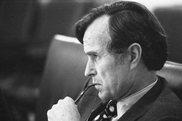 George Herbert Walker Bush's CIA Ties Ran Deep