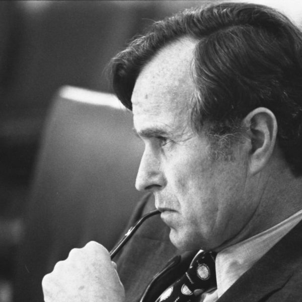 George Herbert Walker Bush's CIA Ties Ran Deep