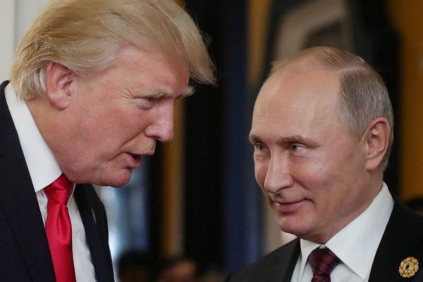Trump's A Russian Ass… et Episode 1005