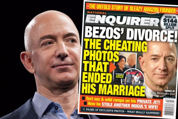 Jeff Bezos Is Anti Wedded Unions Too, Episode 1004